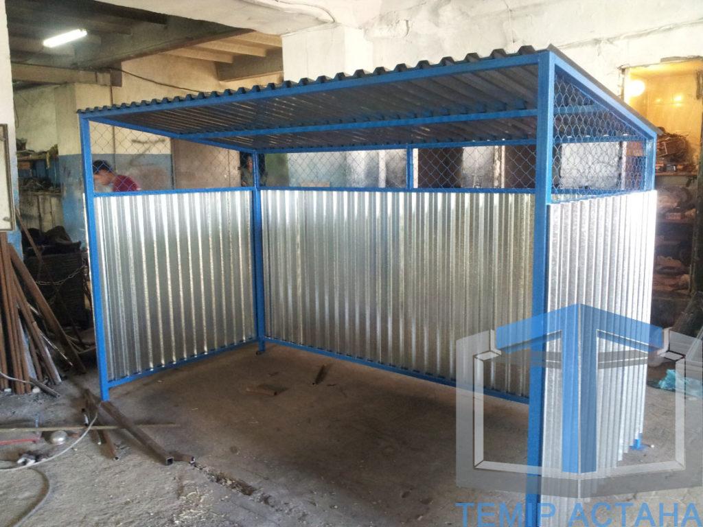 Бункеры и мусорные контейнеры для ТБО - ТОО «Темiр Астана»