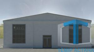 Производство металлоконструкций - ТОО «Темiр Астана»