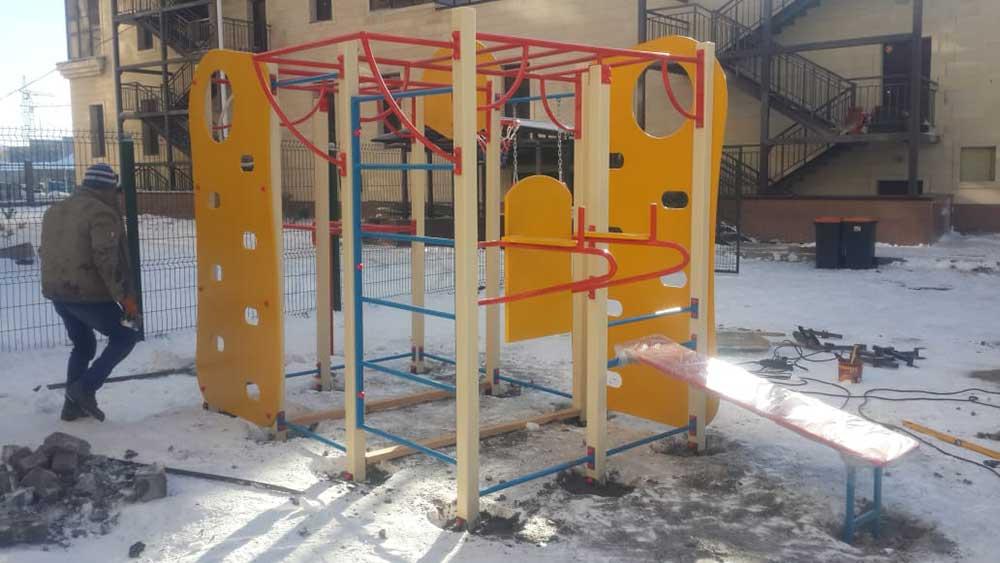 Спортивные оборудования - ТОО «Темiр Астана»
